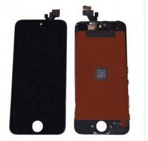 ecran vitre tactile iphone 5 noir