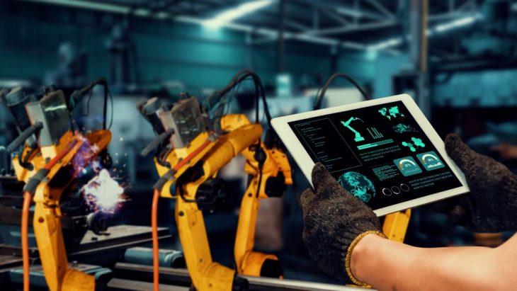 système d'automatisation dans l'industrie